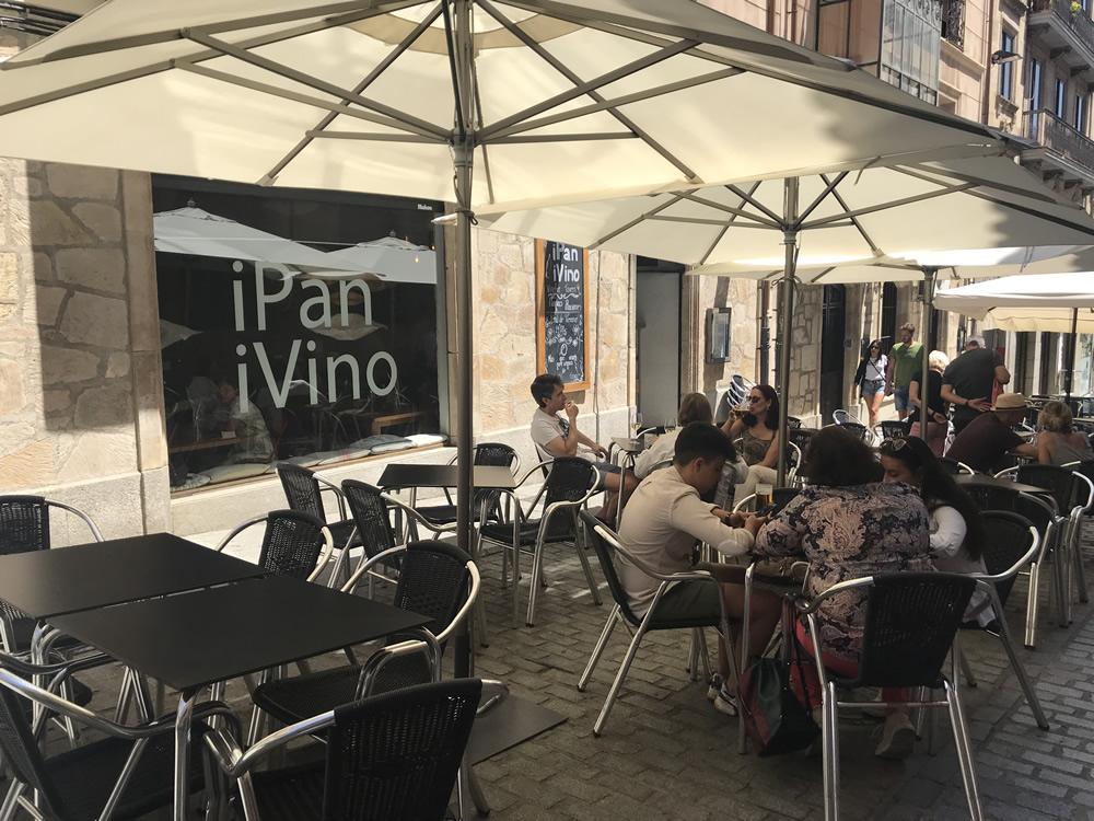 Terraza de iPan iVino