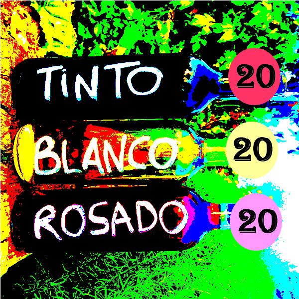Verkami Tinto Blanco Rosado