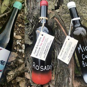 Wine pack Lobo, MicroCuvée Blanco y Rosado